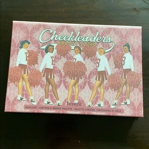 Benefit cosmetics cheerleader bronze squad